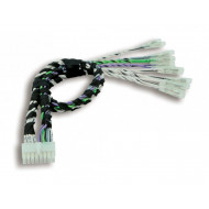 Cablu plug&play AP SPK OUT 8.9  -  8CH OUTS CIRC. TERMINALS FEMALE Accesorii auto