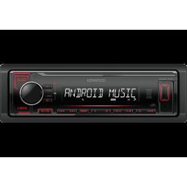 Radio USB Kenwood KMM-104RY  MP3 Player Auto