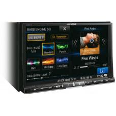 SISTEM DVD MULTIMEDIA 2DIN CU NAVIGAŢIE INTEGRATĂ ALPINE X800D-U DVD Player Auto