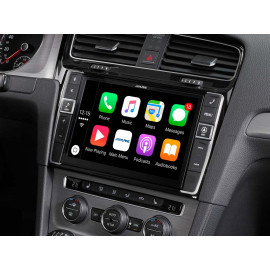 Unitate multimedia dedicata Volkswagen Golf VII ALPINE i902D-G7  DVD Player Auto