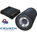 Pachet subwoofer Crunch Junior Tube Pack 300