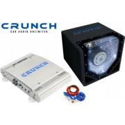 Pachet subwoofer Crunch Performance BP Pack 200