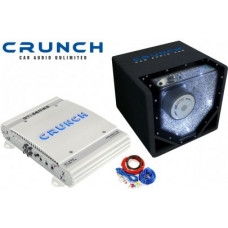 Pachet subwoofer Crunch Performance BP Pack 200 Subwoofere Auto