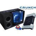 Pachet subwoofer Crunch Premium 500 BP Pack