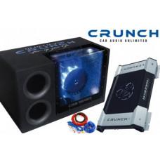 Pachet subwoofer Crunch Premium 500 BP Pack Subwoofere Auto