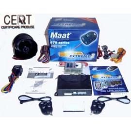 Alarme Auto MAAT 679 - Extreme 2 Maat