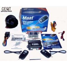 Alarme Auto Maat GFM 675  Extreme 2 Maat