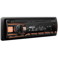 Radio cu Bluetooth Alpine UTE-200 BT