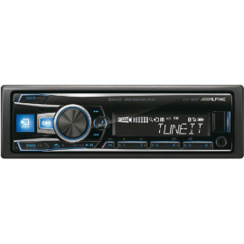 Radio cu Bluetooth Alpine UTE-92 BT  MP3 Player Auto